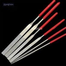 Алмазная мини игла 1 шт 3*140 мм/4*160 мм набор ручных инструментов