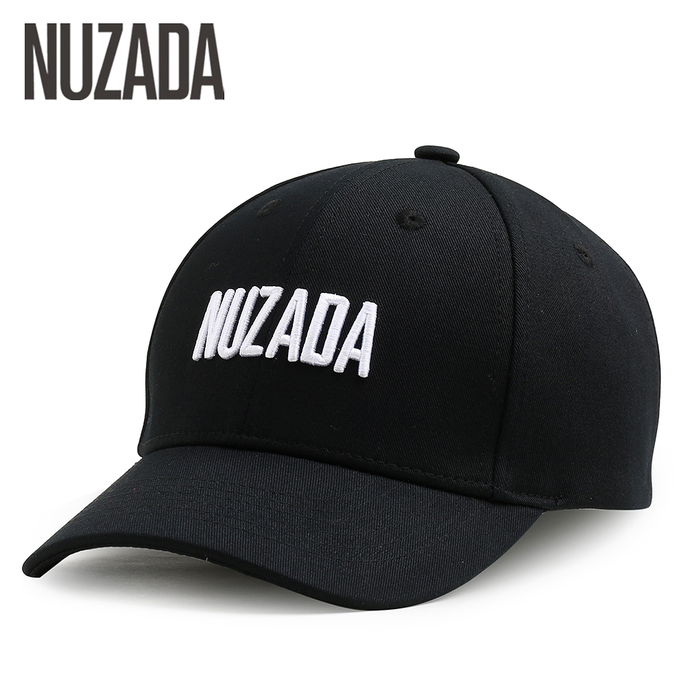 Brand NUZADA Spring Summer Cotton Quality Baseball Cap For Men Women Couple Bone Hats Snapback 5 color Caps Limited Edition aetrue winter knitted hat beanie men scarf skullies beanies winter hats for women men caps gorras bonnet mask brand hats 2018