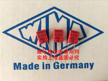 2019 hot sale 10pcs/20pcs Germany WIMA MKS2 400V 0.022UF 400V 223 22n P: 5mm Audio capacitor free shipping