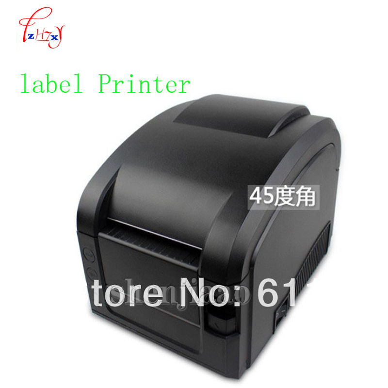 1 PCS GP-3120TL Direct Thermal Line 3~5Inch/Sec USB port Barcode Label Printer, thermal barcode printer zebra zt410 300dpi thermal barcode label printer industrial printing machine zm400 updated model usb serial ethernet port
