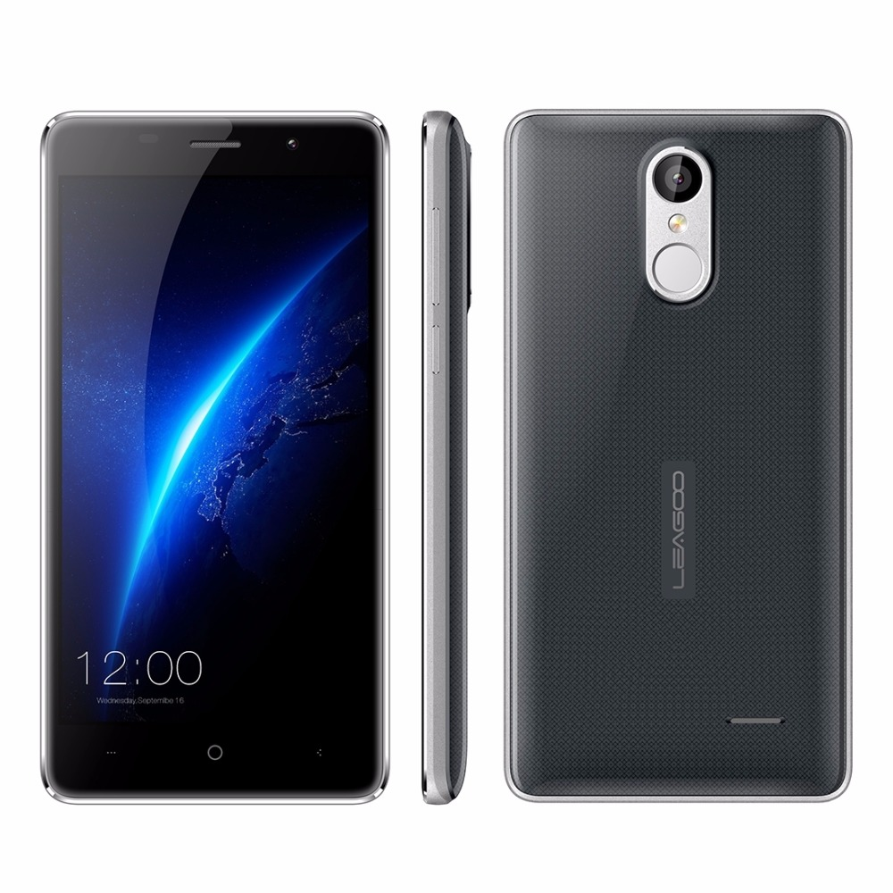 M5 16 gb 6.0 mtk6580a leagoo 5 pulgadas smartphone quad core 1.3 ghz 2 GB RAM WC