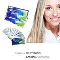 7Pack/14PCS Teeth Whitening Strips Oral Hygiene Clareador Dental Bleaching Tooth Whitening Strip Bleach Teeth Strips Whiten Tool