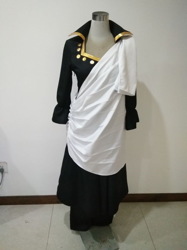 From the Fairy Tail of the Zeref animation Cosplay clothing Cos @