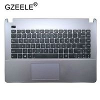 New For ASUS X450 X450C X450CA X450CC X450CP US keyboard & Palmrest TouchPad upper case