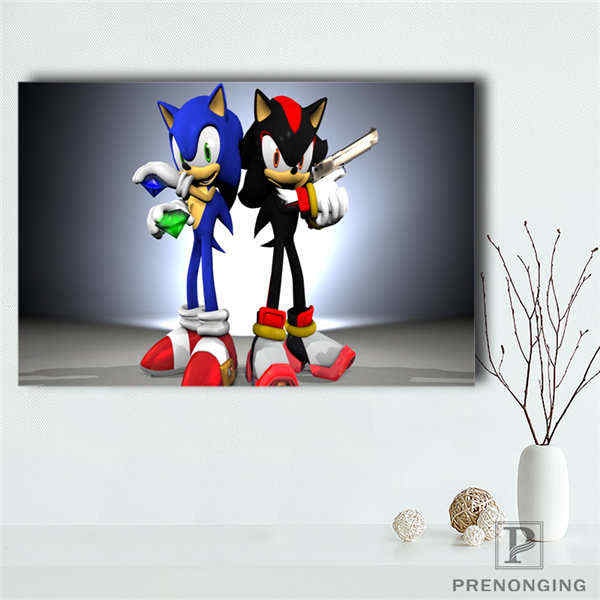 Ev Ve Bahce Ten Duvar Cikartmalari De G928 Sonic Boom Q Tuval