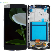 RTGparts For LG Google Nexus 5 D820 D821 LCD Touch Screen Digitizer Assembly with Frame стоимость
