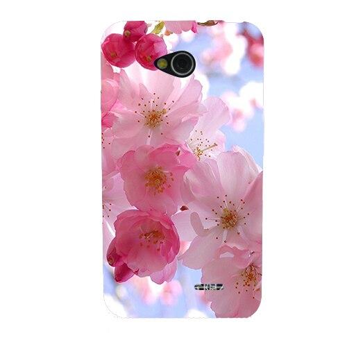 Роскошные картины Coque чехол для LG L65 Dual d285 d280 LG L70 D325 D320 рисунок телефон В виде ракушки задняя крышка Ультра тонкий Protector кожи