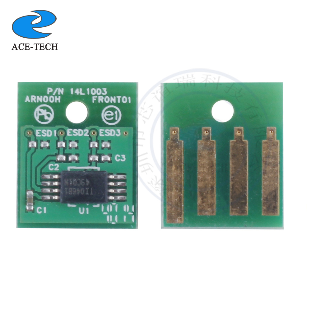 printer cartridge chip TNP39/TNP36 for Konica Minolta bizhub 3300P/3300/3301 toner chip EU region