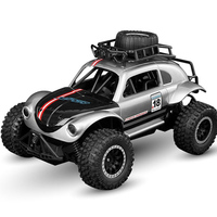 RC Cars Toys 1/14 2.4GHz 25km/H Independent Suspension Spring Off Road Vehicle RC Crawler Car Kids Gifts