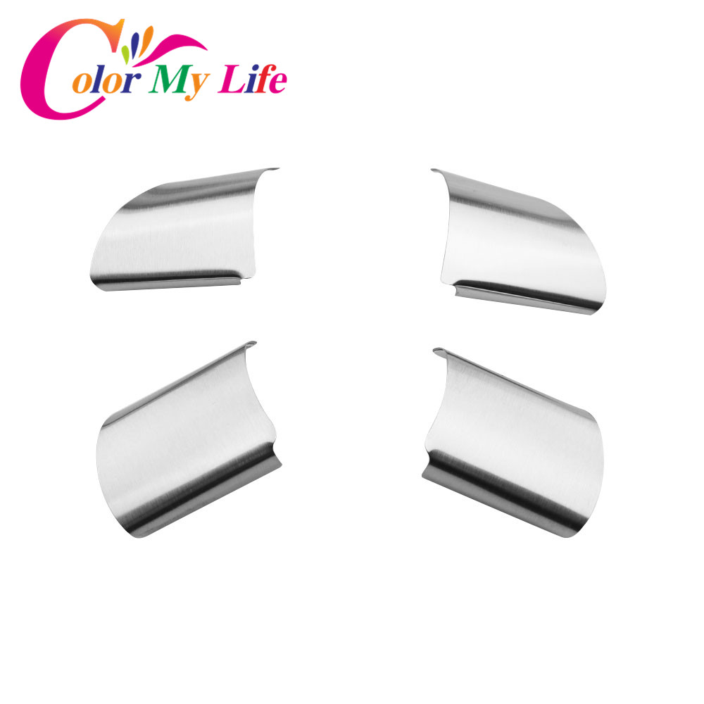 Color My Life Stainless Steel Car Steering Wheel Decoration Cover Trim Sticker for <font><b>Ford</b></font> <font><b>Focus</b></font> 2 <font><b>MK2</b></font> <font><b>2005</b></font> - <font><b>2011</b></font> Accessories image