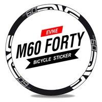 M60 сорок 26er 27.5er 29er горный велосипед наклейки MTB колеса с наклейкой