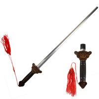 Wushu Sword Martial Arts Chinese Kung Fu Extend Perform Sword Scalable Sword Taiji Magic Blade Perform