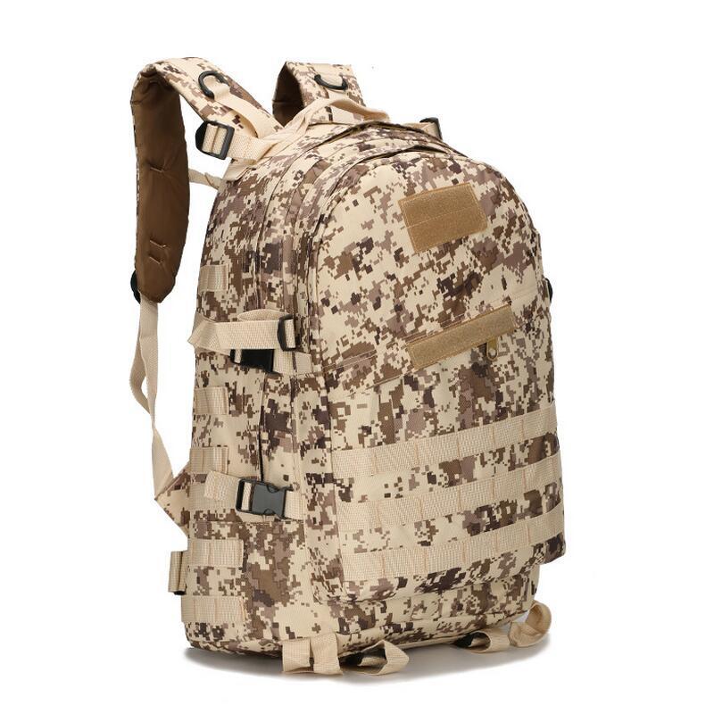 Oxford imperméable alpinisme sacs sac militaire Tactique Sac À Dos portable  en plein air voyage de sport camouflage sac à dos 85c86839836