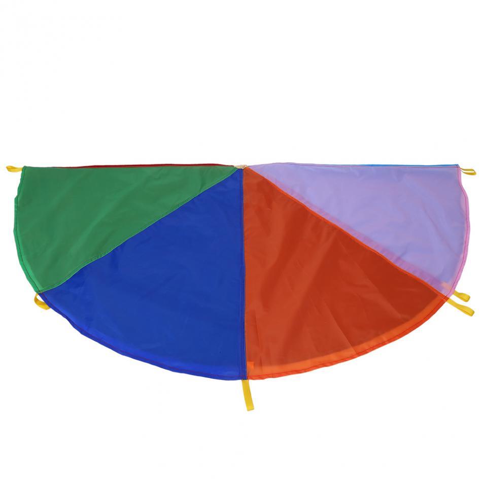Mainan Bayi 2 M Rainbow Payung Parasut Anak Olahraga Music Jumping Animal Binatang Rusa Karet Musik Ampamp Lampu 5402 Tentang Umpan Balik
