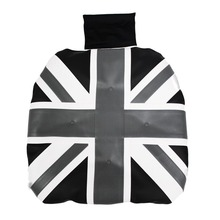 UK British Flag Printed Car Seat Front Cushion Dustproof Protectors