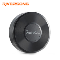 Riversong Wireless AudioCast Airplay DLNA Music Receiver 3.5mm Audio Receiver DLNA Aiplay Wifi Music Adapter