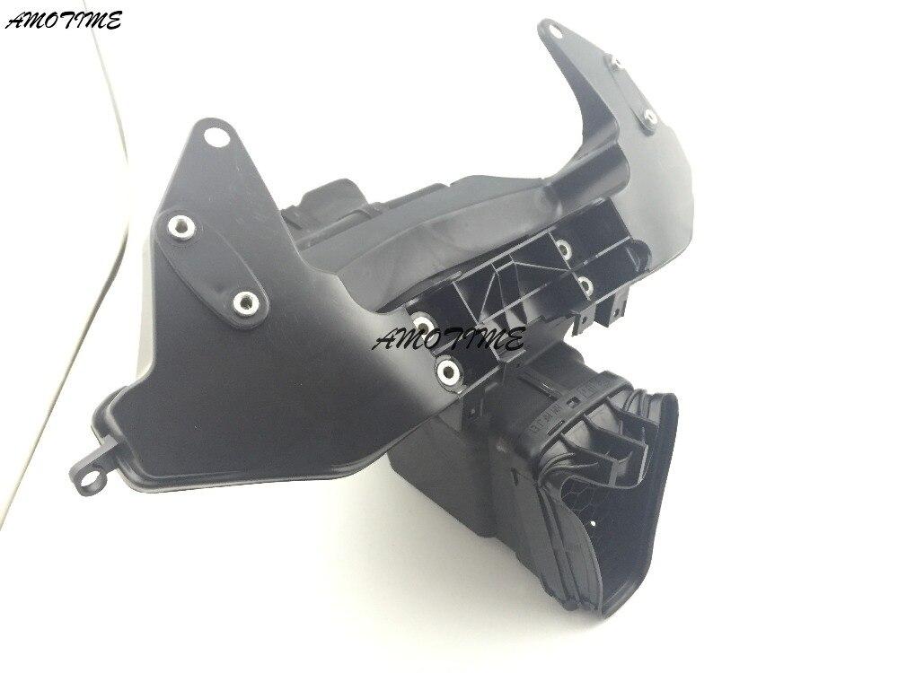 Motorcycle Ram Air Intake Tube Duct Pipe Headlight bracket For Honda CBR600RR CBR600 RR CBR 600 F5 2007-2012 08 09 10 11Motorcycle Ram Air Intake Tube Duct Pipe Headlight bracket For Honda CBR600RR CBR600 RR CBR 600 F5 2007-2012 08 09 10 11