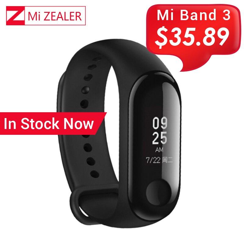 Xiaomi Mi Band 2 & Mi Band 3