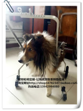 New pet wheelchair / dog wheelchair / paralyzed dog scooter / limb wheelchair / disabled dog body wheelchair L