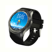 Купить с кэшбэком Ordro DM368 Smart Watch Support SIM card For Android Phone Bluetooth Smartwatch Man With Whatsapp Facebook Twitter