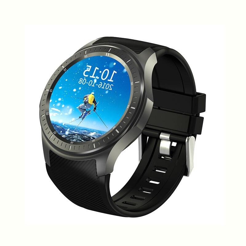 Ordro DM368 montre intelligente prend en charge la carte SIM pour téléphone Android Bluetooth Smartwatch homme avec Whatsapp Facebook Twitter