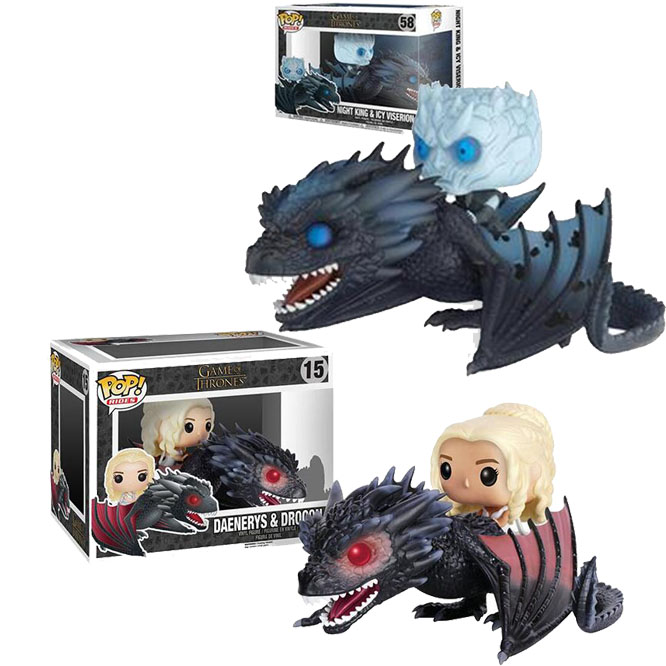 Funko POP A Song Of Ice And Fire Game Of Thrones Collectible Model Toys For Children Action Toy Figures