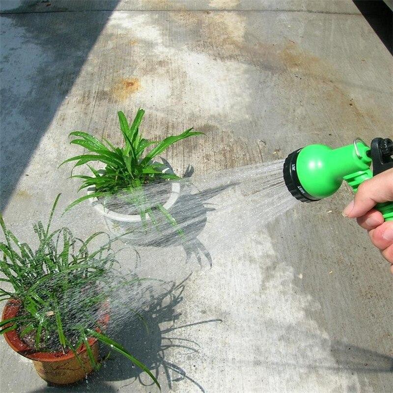 Gesu ajustable boquillas manguera 7 Pegatinas para uñas jardín ...