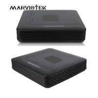 MARVIOTEK 4CH CCTV DVR AHD 1080N 8CH Mini DVR For CCTV Kit VGA HDMI Security System