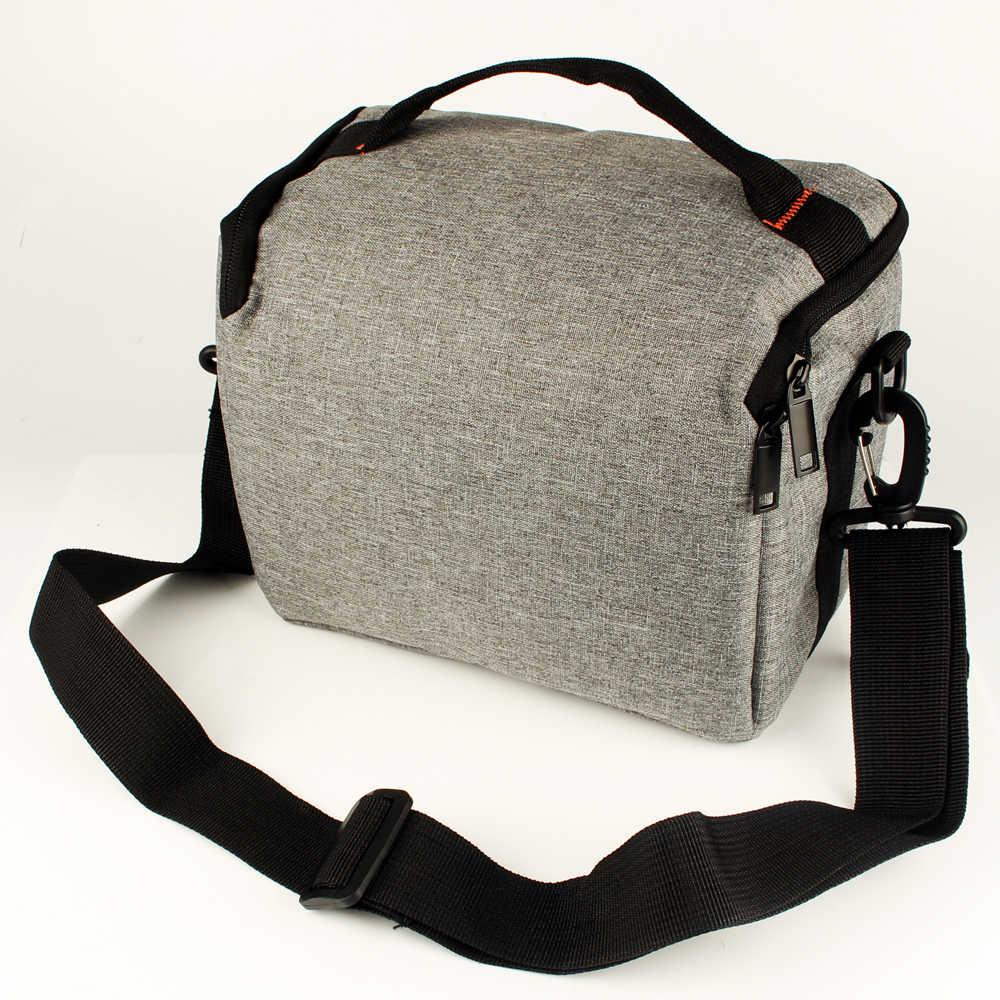 Рюкзак для гарнитуры сумка для цифровой однообъективной зеркальной камеры Canon EOS 750D 700D 6D 7D 5Ds R 5D Mark IV III II 4 3 2 200D 100D 80D 77D 70D 60D 60Da 40D 50D