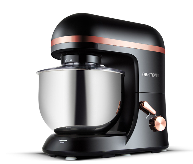TOP CHEF Electric mixer Food processor Dough kneading machine 5L ...