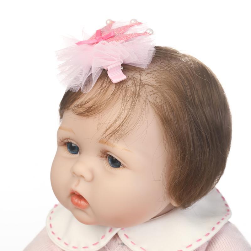 Кукла реборн инесса