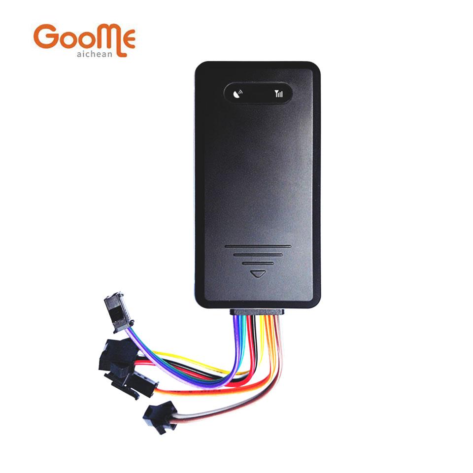Prix pour Goome GM06NW GSM GPS Tracker Localisateur Batterie Intégrée Pour Véhicule De Voiture Moto Micro Localisation et Coupée Huile Puissance
