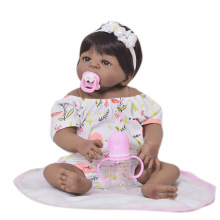 New Bebes Reborn Doll Hot Sale Toys Cheap Slicone Baby Dolls Mini Twin Wholesale Gift Bonecas Christmas Cute