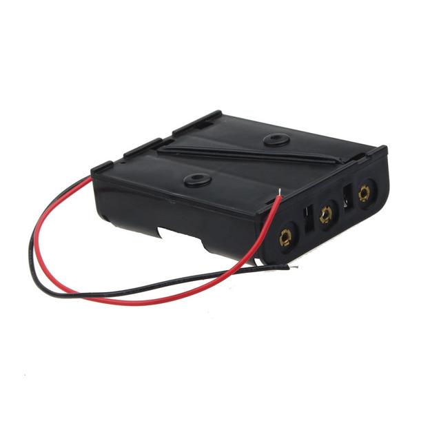 AA Size Power Battery Storage Case Box Holder Leads With 1 2 3 4 Slots AA Size Power Battery Storage Case Box  2.26