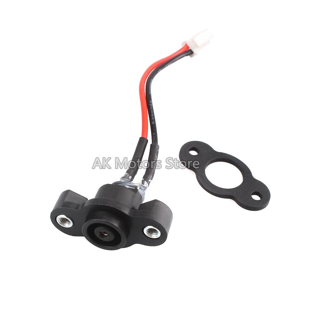 Mécanisme de commutateur pliant pour scooter Ninebot Nine ES2 ES4