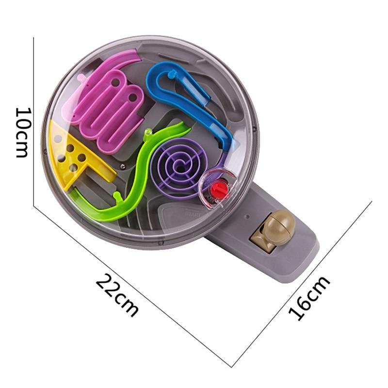 3D Magic intelekt loptu mramor puzzle igra zbuniti magnetske loptice - Igre i zagonetke - Foto 2