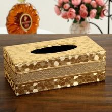 Современный стол дозатор древесных салфеток коробка ПУ ткани держатель для туалетной бумаги полотенца автомобиля коробка салфеток 8 цветов на выбор 526
