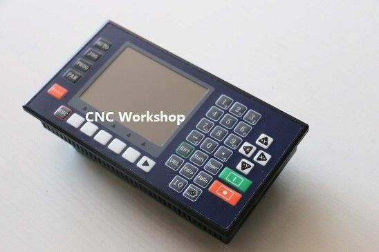 4 ejes 3.5 Pulgadas LCD a color Controlador CNC Torno de control USB - Máquinas herramientas y accesorios - foto 2