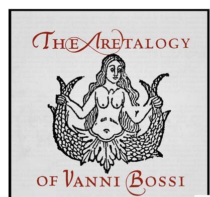 Le Aretalogy de Vanni Bossi par Stephen Minch-magic tricks