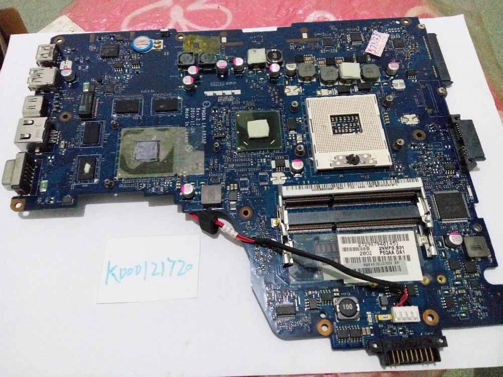 K000121720 LA-6831P A660 A665 full test lap connect board connect with motherboard 573758 001 lap connect with 3d printer motherboard dv8 pm55 full test lap case connect board