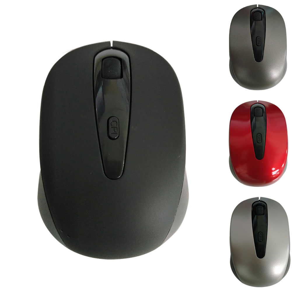 2.4G 4D Optical Computer Mice PC Laptop USB Wireless Cordless Mouse Scroll