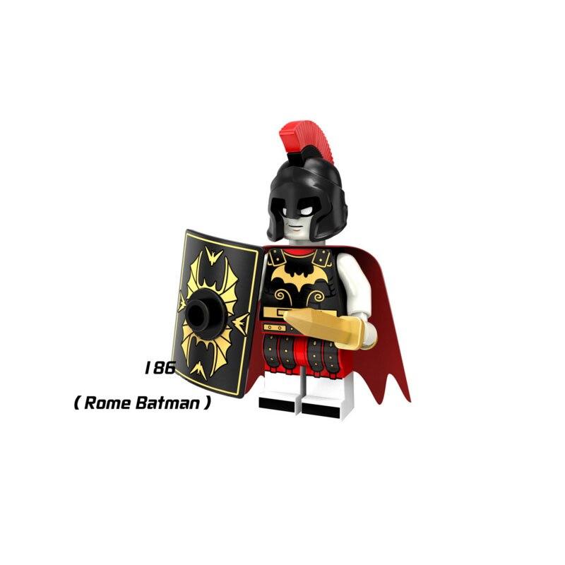 Blocks Single Sale Super Heroes Star Wars 002 Barristan Selmy Mini Building Blocks Figure Brick Toy Kids Gift Compatible Legoed Ninjaed Model Building