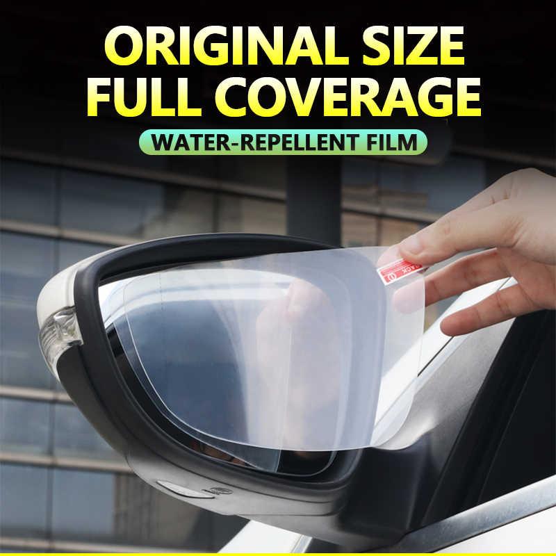 Voor Mercedes Benz Gla X156 Volledige Cover Anti Fog Film Achteruitkijkspiegel Accessoires GLA180 GLA200 GLA220 GLA250 200 220 250 220d Amg