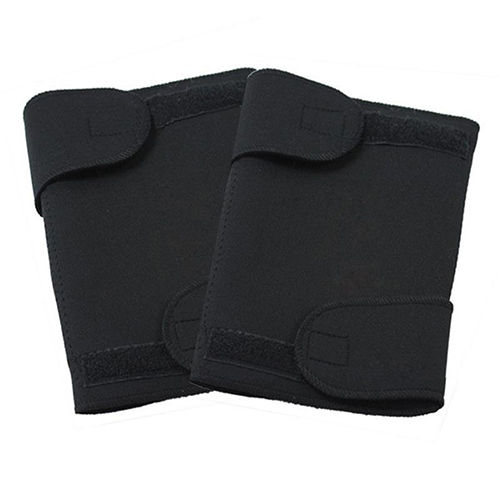 1 Pair Tourmaline Self Heating Knee Pads Magnetic Therapy Knee Support Belt Knee Massager 2