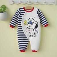 Enterotossigena 0-1 anni, maschio vestiti del bambino primavera e l'autunno del bambino ragazzo cappotto della molla neonato 0-3-6 mesi di età