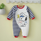 Enterotoxigenic 0-1 year old male baby clothes spring and autumn baby boy spring coat newborn 0 - 3 - 6 months old