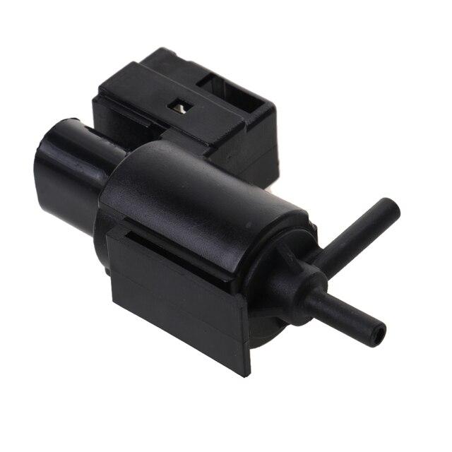 1 pçs 6.5*3.5cm válvula de interruptor solenóide vácuo do carro automático para mazda 626 millenia mpv MX 6 protegido etc 2 pinos preto abs k5t49090