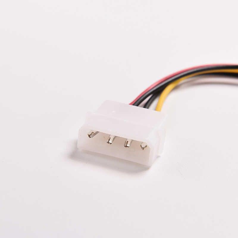 PHUN New 4 Pin IDE Cung Cấp Điện cho Ổ Đĩa Mềm Adapter Máy Tính cáp PC Big 4 p Nhỏ 4 p Dây Điện Ổ Đĩa Mềm nối