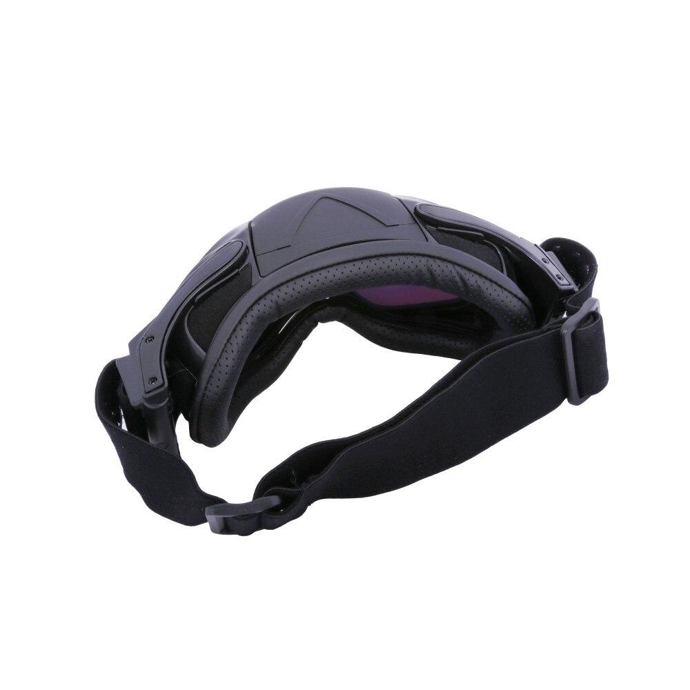 1080P HD Ski Sonnenbrille Brille WIFI Kamera & Bunte Doppel Anti Fog Objektiv für Ski mit Freies APP Live Bild Video Überwachung - 5