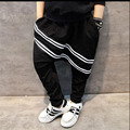 2017 New Children Clothing Kids Black Boys Pants Trousers Casual Baby Boy Clothes Cotton Harem Pants Costume For Kids 3-10 Years